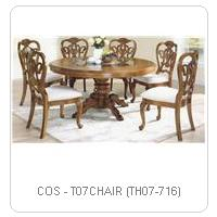 COS - T07CHAIR (TH07-716)